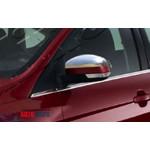 Ford Focus 2/3 2008-/2011-/Mondeo 2007-2014 Накладки на зеркала 2шт - Carmos