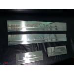 Ford Mondeo 2007-2013 Накладки на порожки 4шт - Carmos