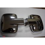 Mercedes Vito W638 1996-2003 Накладки на зеркала (пластик) 2шт - Carmos