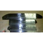 Mercedes Viano W639 2003-2014 Накладки на внутренние пороги 3шт - Carmos