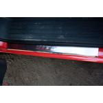 Mercedes Vito W639 2003-2014 Накладки на порожки 2шт - Carmos