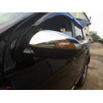 Nissan Qashqai 2010-2013 Накладки на зеркала 2шт - Carmos