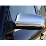 VW Passat B5 96-03/Bora/Golf IV 1996-2003 Накладки на зеркала (пластик) 2шт - Carmos