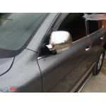 VW Touareg 2003-2008 Накладки на зеркала 2шт - Carmos