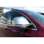 VW Touareg 2008-2010 Накладки на зеркала 2шт - Carmos