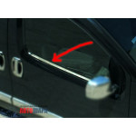 Citroen Nemo/Fiat Fiorino/Peugeot Bipper 2008-Молдинги стекол 2шт - Carmos