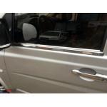 Mercedes Vito/Viano W639 2003-2014 Молдинги стекол нижние 2шт - Carmos