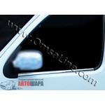 Renault Kangoo 1998-2008 Молдинги стекол нижние 2шт - Carmos