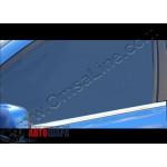 Suzuki Grand Vitara 2005- Молдинги стекол нижние 4шт - Carmos