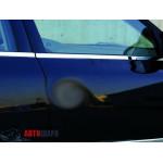 VW Jetta 2005-2011 Молдинги стекол нижние 4шт - Carmos