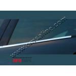 VW Sharan 1995-2010 Молдинги стекол 4шт - Carmos