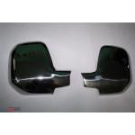 Citroen Berlingo 2008-2012 Накладки на зеркала 2шт - Carmos