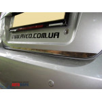 Chevrolet Aveo седан 2006-2011 Кромка багажника - Carmos