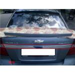 Chevrolet Aveo седан 2006-2011 Задняя планка - Carmos