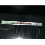 Citroen Jumper 2006- Планка над номером LED-красный - Carmos