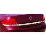 Fiat Linea 2007- Накладка над номером без отвест - Carmos