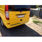 Mercedes Vito/Viano W639 2003-2014  Кромка на крышку багажника 1шт - Carmos