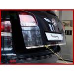 VW Touareg 2003-2010 Кромка багажника - Carmos