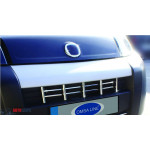 Citroen Nemo/Fiat Fiorino/Peugeot Bipper 2008- Накладки на решетку 13шт - Carmos