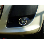 Fiat Doblo 2010- Окантовка противотуманок 2шт - Carmos