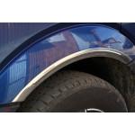 Mercedes Sprinter W906- Накладки на арки 4шт - Carmos