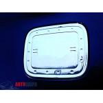 VW Caddy 2004- Накладка на лючек бака - Carmos