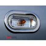 VW T5 03-/Amarok 10-/Bora 96-03/Caddy 04-/Golf 4 96-03/Passat B5 96-05 Окантовка поворотника 2шт - Carmos