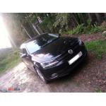 VW Jetta 2011- Накладка на противотуманки Carmos - Carmos