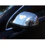 Audi Q7 2005-2015 Накладки на зеркала 2шт - Carmos