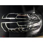 Opel Combo 2015- Накладки на стопы 2шт - Carmos