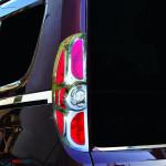 Fiat Doblo/Opel Combo 2010-2015 Накладка на стопы 2шт - Carmos