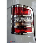 VW T5 2003-2015 Накладки на фонари 1 дверь - Carmos