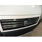 Fiat Doblo 2005- Накладки на решетку радиатора 8шт - Carmos