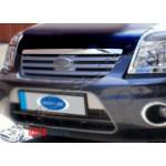 Ford Connect 2010-2014 Планка на капот - Carmos