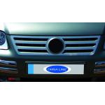 VW Caddy 2004-2010 Накладка на решетку 1шт - Carmos