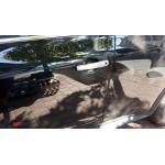 Nissan Juke 2010- Накладки на ручки без чипа 6шт - Carmos