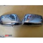 Nissan Navara 2005-2014 Накладки на зеркала без повторит повор 2шт - Carmos