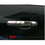 Ford Focus 2008-/2011-/С-Max 2010-/Kuga 2008-/2013-/Ranger 2011- Накладки на ручки 8шт - Carmos