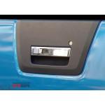 Nissan Navara 2005-2014 Накладка на задню ручку - Carmos