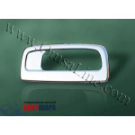 Renault Kangoo 2008- Накладка на ручку двери багажника - Carmos