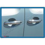 Renault Kangoo 2008-/Mercedes Citan 2012- Накладки на ручки 8шт - Carmos