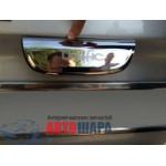 Opel Vivaro/Renault Trafic/Nissan Primastar 2001-2014 Планка над номером 2 двери - Carmos