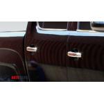 VW Amarok 2010- Накладки на ручки 8шт - Carmos
