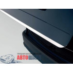 Chevrolet Captiva 2006- Кромка багажника - Carmos