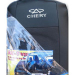Чехлы на сиденья CHERY QQ (седан) - Ав-Текс
