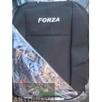 Чехлы на сиденья ZAZ Forza - Ав-Текс