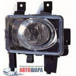 фара противотуманная Opel Astra H 2004-2014/Zafira B 2005-2008 левая - DEPO