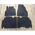 Резиновые коврики (4 шт, Polytep) Seat Toledo 2000-2005 гг. Polytep