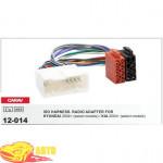 Переходные рамки CARAV 12-014 ISO переходник
