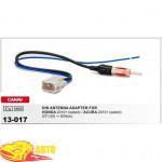 Переходные рамки CARAV 13-017 антенный адаптер